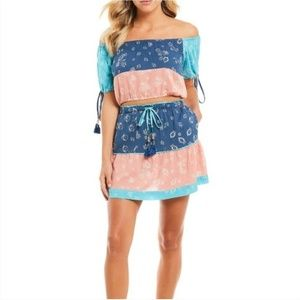 NWT Anthropologie Kopal Mohini Top & Skirt Combo
